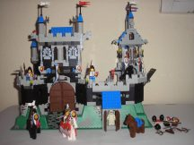 Lego Castle - Royal Knight's Castle 6090 vár RITKASÁG