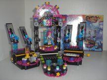 Lego Friends - Popsztár Színpad 41105 (doboz+katalógus) (2)
