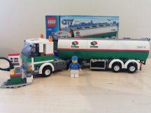 Lego City - Tartálykocsi 3180 (katalógussal)