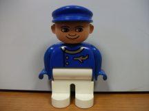 Lego Duplo ember - pilóta (száján pici kopás)