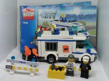 Lego City - Fogolyszállítmány 7286 (katalógussal)