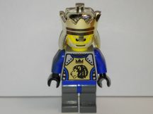 Lego Knights Kingdom figura - King Mathias (cas258)