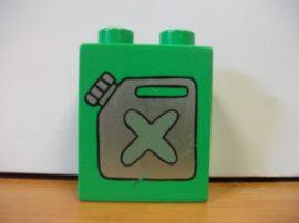 Lego Duplo képeskocka - kanna
