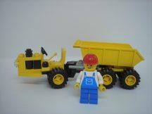Lego System - Diesel Dumper, Dömper 6532
