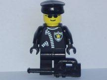 Lego Town figura - Rendőr (cop025)