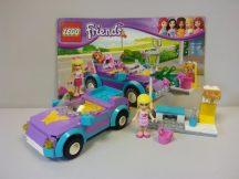 Lego Friends - Stephanie vagány, nyitható tetejű autója 3183