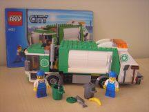 Lego City - Szemétszállító jármű 4432