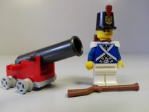 Lego figura Pirates - Bluecoat Soldier (pi153)