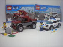 Lego City - Rendőrségi hajsza 60128