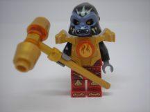 Lego Legends of Chima figura - Gorzan - Fire Chi (loc091)