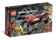 Lego Racers - Tűzromboló 8136