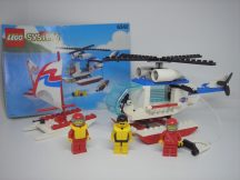 Lego System - Beach Rescue Chopper, Mentőhelikopter 6342