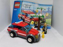Lego City - Tűzoltó mentés 60001