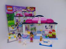 Lego Friends - Heartlake kisállat szalonja 41007 (doboz+katalógus)