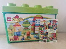 Lego Duplo - Deluxe Játékdoboz 10580 (doboz+katalógus)