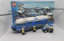 Lego City - Teherhelikopter 4439 (katalógussal)
