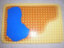 Lego Duplo Tavas Alaplap (karcos, 1-2 pötty nyomott)