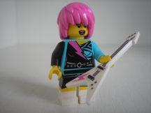 Lego minifigura - Rocker Girl 8831 (col07-15)