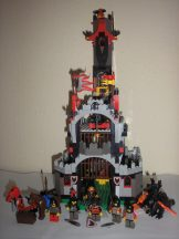 Lego System - Night Lord's Castle 6097 Vár (2)
