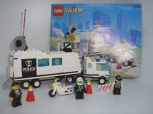 Lego System -  Surveillance Squad, Rendőrségi kamion 6348
