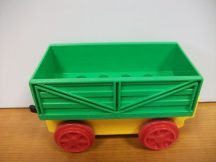 Lego Duplo Mozdony utánfutó, lego duplo vonat utánfutó