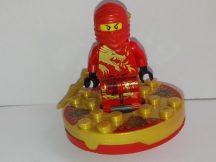 Lego Ninjago figura - Kai DX + pörgettyű (njo009)