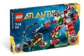 Lego Atlantis - Undersea Explorer 8080