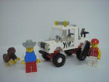 Lego Legoland - Safari Off-Road Vehicle, Szafari jármű 6672