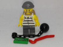 Lego City Figura - Rab (cty481)