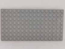 Lego Friends Alaplap 8*16 (v.szürke)