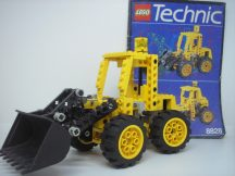 Lego Technic - Front End Loader, Homlokrakodó 8828