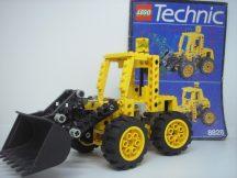 Lego Technic - Front End Loader, Homlokrakodó 8828