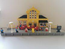 Lego Train - Metró Állomás 4554 (különlegesség, ritka)