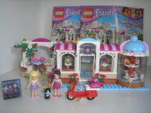 Lego Friends - Heartlake Cukrászda 41119 (katalógussal)