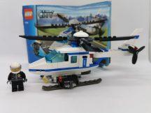 Lego City - Rendőrségi Helikopter 7741 (katalógussal) !