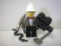 Lego Adventures figura - Dr. Kilroy (adv033)