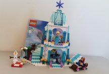 LEGO Disney - Elsa szikrázó jégkastélya 41062