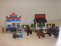 Lego System - Western Bank & Store 6765