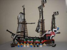 Lego System Pirates - Hajó - Skulls Eye Schooner 6286 Ritkaság