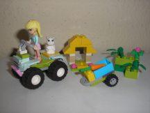 Lego Friends - Stephanie állatmentő küldetése 3935 (dobozzal)