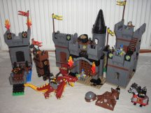 Lego Duplo ÓRIÁSI Lovagi Kastély, Vár Kastély, Sárkány tornya 4776+4777+4779