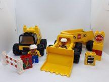 Lego Duplo építkezés 2814 készletből
