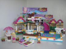 Lego Friends - Heartlake City uszoda 41008 (doboz+katalógus)
