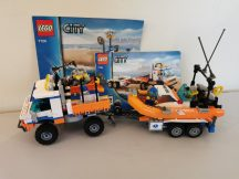 Lego City - Parti Őr 7726 (katalógussal)