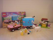 Lego Friends - Emma lószállító utánfutója 3186