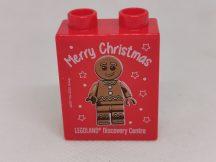 Lego Duplo Képeskocka - Merry Christmas
