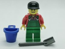 Lego City Figura - Farmer (cty0176)