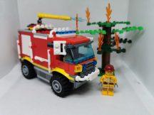 Lego City - Tűzoltóautó 4208