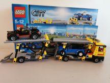 Lego City - Autószállító 60060 (doboz+katalógus)