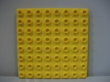 Lego Duplo Alaplap 8*8 (egyik sarkán pici hiba)